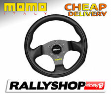 Momo Team 280 mm Steering Wheel  CHEAP DELIVERY WORLDWIDE!! Race, Rally, Tuning