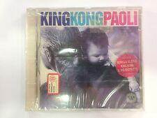 CD GINO PAOLI KING KONG NUOVO E SIGILLATO