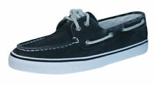 Boat Shoes Patternless Canvas Flats for Women