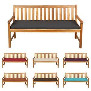 Coussins pour Banc, Swing, Bench, Mobilier de jardin, Siège / Largeur 60/ FK5