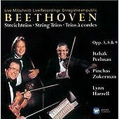 BEETHOVEN: STRING TRIOS OPP. 3, 8 & 9 NEW CD