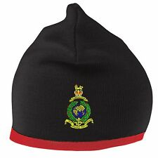 Royal Marines Beanie Hat with Embroidered Logo