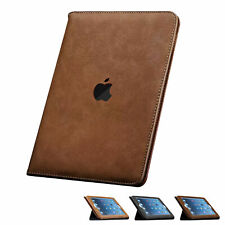 "For iPad 9.7"" 6th 5th 10.2"" 7th Air 2 Air 1 Xmas Leather Folio Shockproof Case"