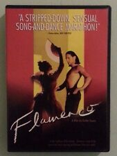 FLAMENCO a film by carlos saura   DVD genuine region 1