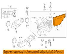 BMW OEM 10-15 Z4 Engine-Air Cleaner Filter Element 13717582908
