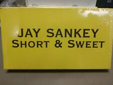 Vhs Jay Sankey Short & Sweet Video Tape