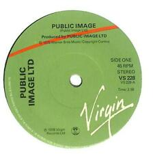 "Public Image Ltd - Public Image - 7"" Vinyl Record Single"
