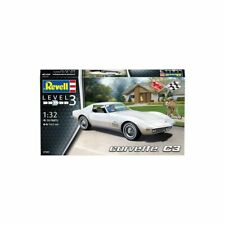 Revell Reve67684 Model Set Corvette C3 1/32