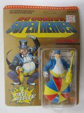 The Penguin ~ Poseable Figure ~ DC Comics ~ Toy Biz ~ Unpunched ~ 4409 ~1989