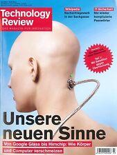 Technology Review, Heft März 03/2014 +++ wie neu +++