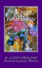Voyager Tarot Companion: Magical Verses for a Magnificent Voyage by MR R Lloyd …