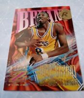 1996-97 Kobe Bryant SkyBox ZForce RC#142 ROOKIE Lakers EXCELLENT CONDITION