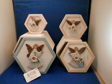 Nesting Angel Boxes - 4 pice set