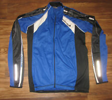 Endura FS260-PRO Jetstream II Mens Long-Sleeve Cycling Jersey, Size L, EUC