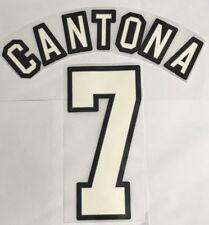 Manchester United Eric Cantona 1996-97 Home Champion Leagueshirt jersey Printing