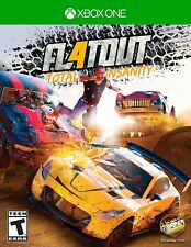 XBOX ONE FLATOUT TOTAL INSANITY BRAND NEW FACTORY SEALED