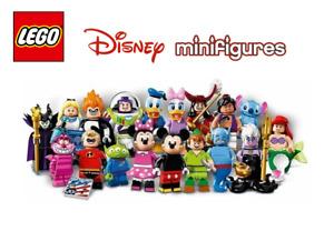 LEGO 71012 Pick your own Disney Minifigure 💗 Mickey Donald Alice Minifigures