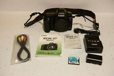 Canon EOS 5D Mark II 21.1 MP Digital SLR Camera - 14k shutter count, Excellent++