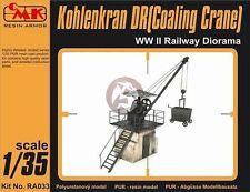 CMK 1/35 Kohlenkran DR (Coaling Crane) WWII Railway Diorama RA033