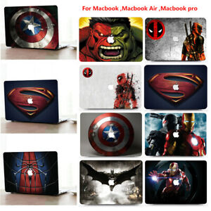 """Laptop Hard Shell Cover Case for Apple Macbook Pro Air 11"""" 13"""" 15"""" 16"""" 2012-2020"""