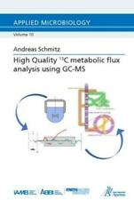 High Quality 13C metabolic flux analysis using GC-MS  5339