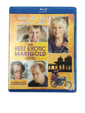 The Best Exotic Marigold Hotel Blu Ray Edition