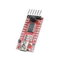 FT232RL FTDI Serials Adapter Module Mini Port f. USB to TTL 3.3V 5.5V ASS