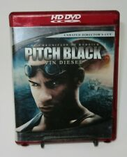 Pitch Black - Unrated Director'S Cut Hd-Dvd Movie, Vin Diesel, Radha Mitchell