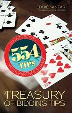 A Treasury of Bidding Tips: 554 Tips to Improve Your Partner's Game (Paperback o