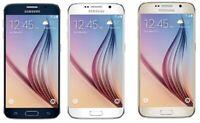 Samsung Galaxy S6 SM-G920V 32GB Black/Gold/White GSM UNLOCKED (Verizon) 4G LTE A