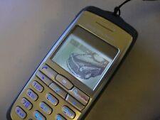SONY ERICSSON T600 blue Mobile Phone Vintage Retro T-600 Sony Ericsson