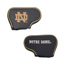 NOTRE DAME NCAA Blade Putter Golf Club Head Cover Embroidered