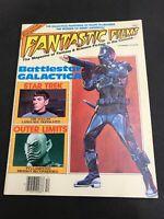 fantastic films magazine Battlestar Galactica Star Trek Dec 1978