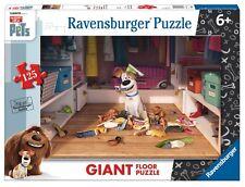 RAVENSBURGER 09785 PUZZLE MASCOTAS 125 PIEZAS The Secret Life of Pets Jigsaw