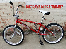 New 2018 Haro Dave Mirra Pro Tribute, BMX, Freestyle Bike