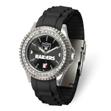 NFL Oakland Raiders Ladies Sparkle Watch Style: XWL1250 $62.90