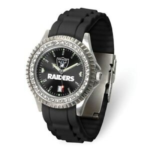 NFL Oakland Raiders Women's  Sparkle Watch Style: XWL1250 $62.90
