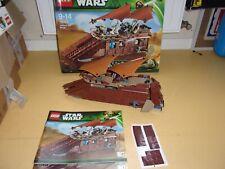 """Lego Star Wars 75020 - """"Jabba's Sail barge"""""""