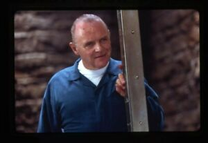 Anthony Hopkins Red Dragon Hannibal Lector Original 35mm Transparency Stamped