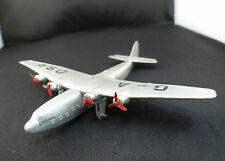 Dinky Toys GB 62P avion plane Ensign class air liner RARE