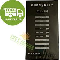 New Commodity Style Guide Fragrance Kit 9 x 2ml Travel Eau de Parfum Unisex RARE