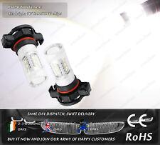 Cree LED PS19W 5202 9009 Xenon White CanBus Car DRL Fog Lights Parking Bulbs 12V