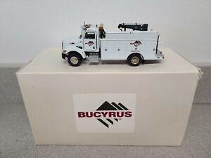 Peterbilt 335 Mechanic Service Truck - Bucyrus TWH 1:50 Scale #098-01334 New!