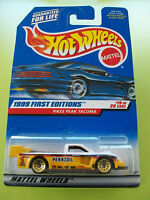 Hot Wheels 1999 New Editions PIKES PEAK TACOMA #19/26 Mattel Wheels New In Pkt