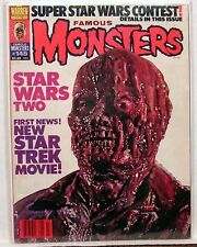 1978 FAMOUS MONSTERS Filmland Magazine #145 STAR TREK