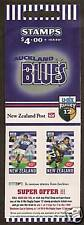 NEW ZEALAND 1999 RUGBY SUPER 12 AUCKLAND BLUES BOOKLET