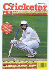 MIKE ATHERTON / MARK WAUGH / CLYDE WALCOTTCricketerSep1993