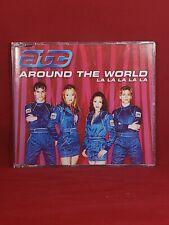 Around the World (La La La La La) [Single] by ATC (CD 2000 BMG)