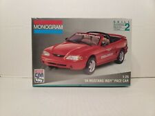 Vintage Monogram: '94 Mustang  Indy Pace Car 1:25 Skill 2 Factory SEALED
