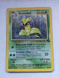 Pokemon - Victreebel - Holo Rare - 14/64 - Jungle Unlimited - Italian